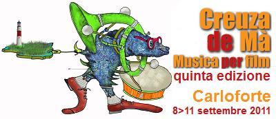 "V° Festival ""Creuza de Ma'"" – Musica per film"