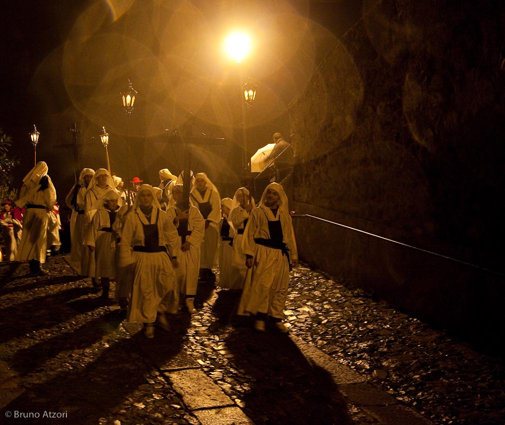 CUGLIERI processione del venerdi' Santo