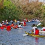 35° discesa in canoa sul fiume Tirso